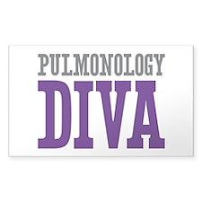 Pulmonology DIVA Decal