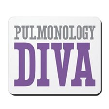 Pulmonology DIVA Mousepad