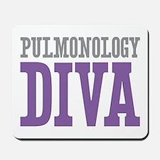 Pulmonology DIVA Mousepad