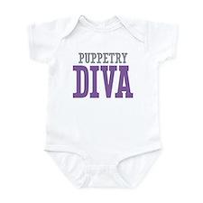 Puppetry DIVA Infant Bodysuit