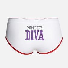 Puppetry DIVA Women's Boy Brief