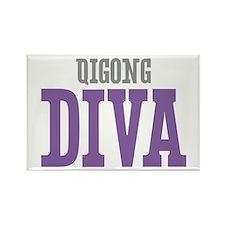 Qigong DIVA Rectangle Magnet