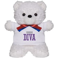 Qigong DIVA Teddy Bear