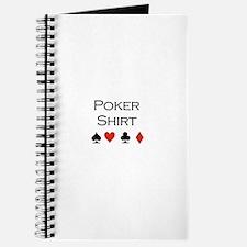 Poker Shirt Journal