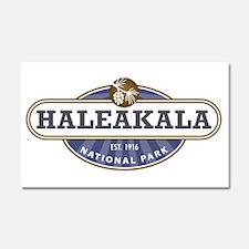 Haleakala National Park Car Magnet 20 x 12