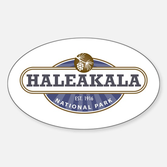 Haleakala National Park Decal