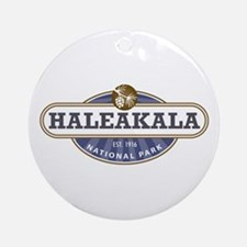Haleakala National Park Ornament (Round)
