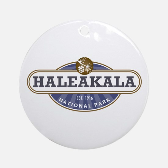 Haleakala National Park Ornament (Round)