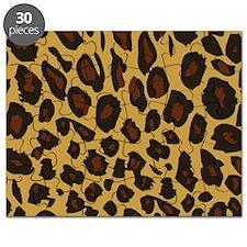 Leopard Print Puzzle