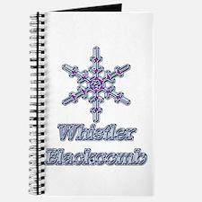 Whistler Blackcomb BC Journal