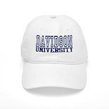 DAVIDSON University Baseball Cap