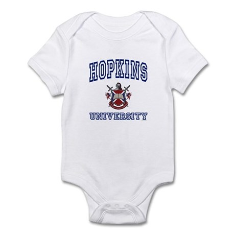 HOPKINS University Infant Bodysuit