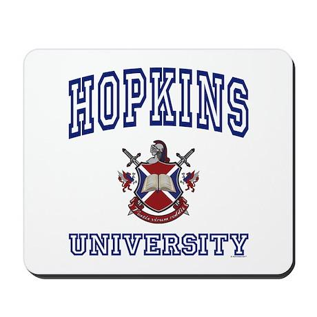 HOPKINS University Mousepad