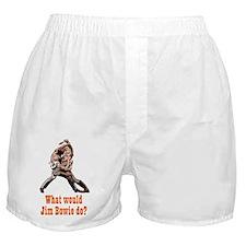 Jim Bowie Boxer Shorts
