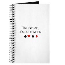 Trust me, I'm a dealer / Poker Journal