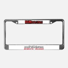Cool Boost License Plate Frame
