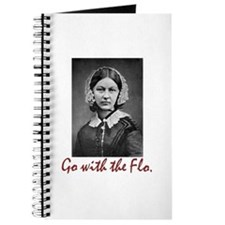 Go with Florence Nightingale! Journal