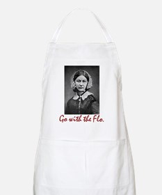 Go with Florence Nightingale! Apron