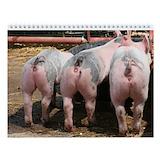 Pigs Wall Calendars