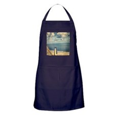 With a View Apron (dark)