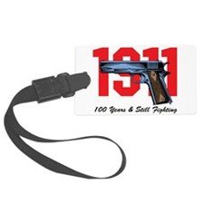 1911 Pistol Luggage Tag