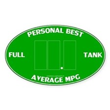 Personal Best Decal Decal