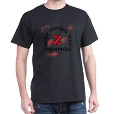 Zombie Response Team Memphis T-Shirt