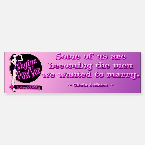 Vagina PowVer Vomen Vumper StickVer Marry