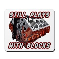 Engine Block Mousepad