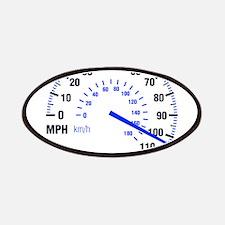 Racing - Speeding - MPH Patches