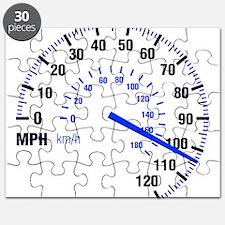 Racing - Speeding - MPH Puzzle