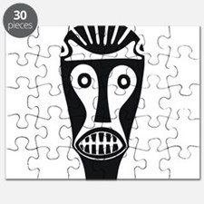 African Art - Tribal Puzzle