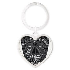 African Art - Tribal Keychains