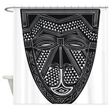 African Art - Tribal Shower Curtain
