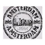 Amsterdam seal Blankets