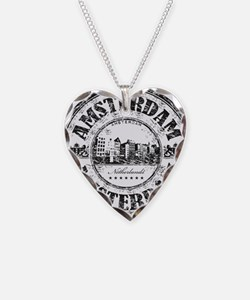Amsterdam Seal Necklace