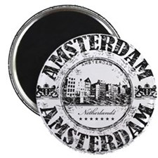 Amsterdam Seal Magnet