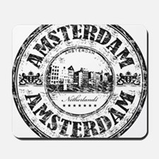 Amsterdam Seal Mousepad