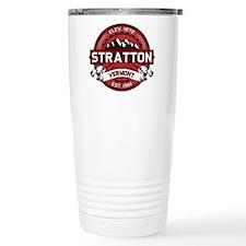 Stratton Red Travel Mug