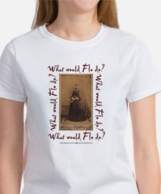 What would Flo Do? Tee