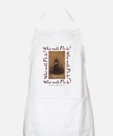 What would Flo Do? Apron