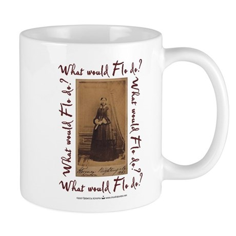 What would Flo Do? Mug
