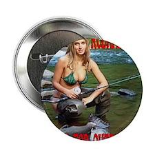"""RodandRifleUS Big Catch 2.25"""" Button (100 pack)"""