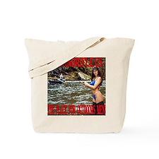 RodandRifleUS Fishing Beauty Tote Bag