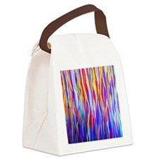 Transitions and Changes Canvas Lunch Bag