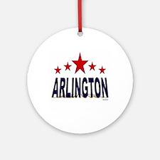 Arlington Ornament (Round)