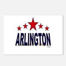 Arlington Postcards (Package of 8)
