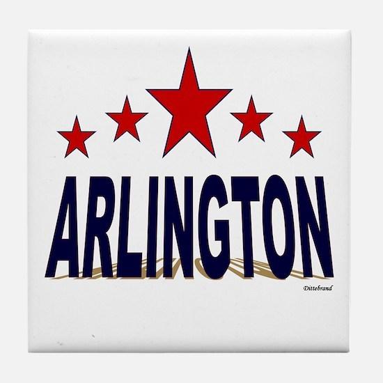 Arlington Tile Coaster