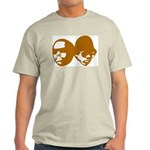OLD SKOOL Ash Grey T-Shirt