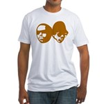 OLD SKOOL Fitted T-Shirt
